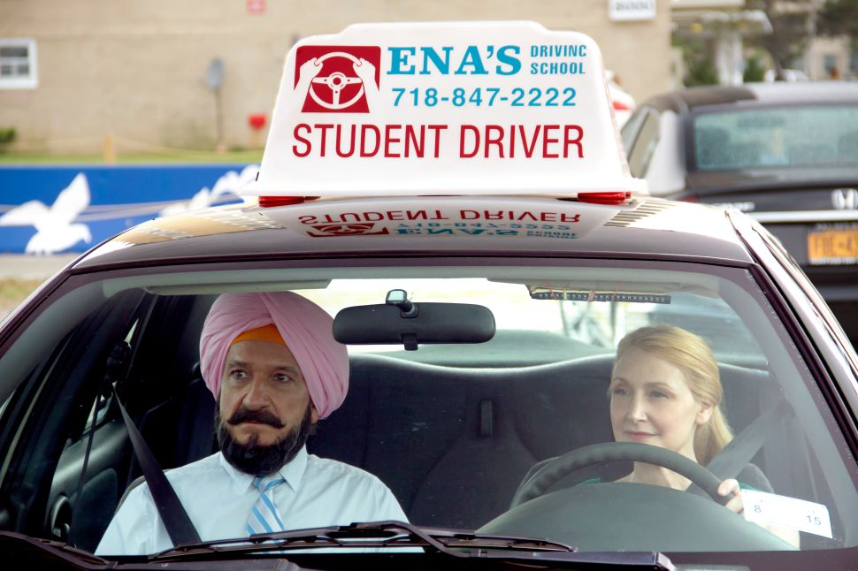 Ben Kingsley and Patricia Clarkson Form an Unlikely Friendship in 'Learning to Drive'