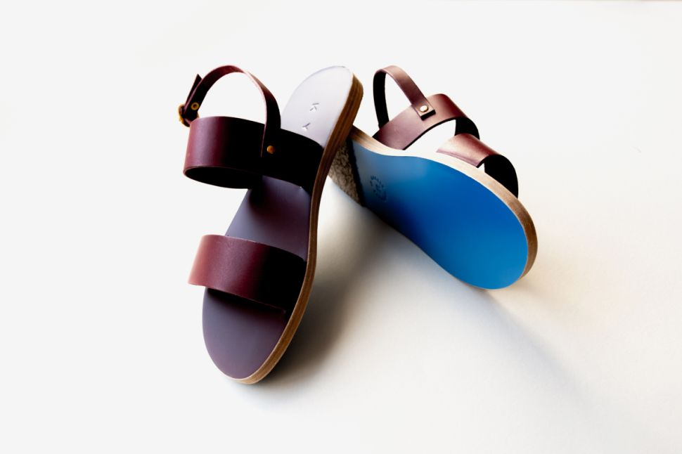 This Greek Sandal Brand is Sticking to Tradition, Even During an Economic Crisis