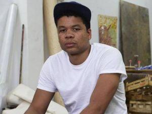 Artist Oscar Murillo. (Photo: Courtesy of Wikimedia)
