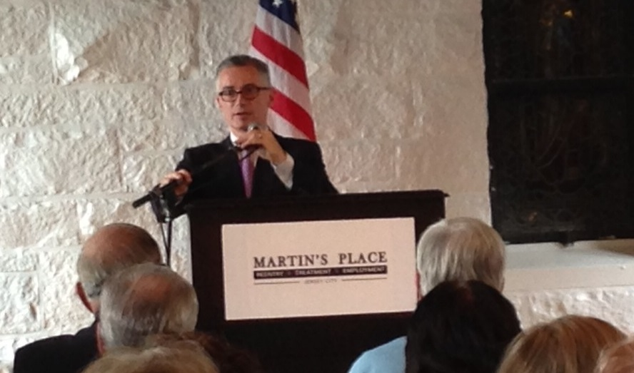 McGreevey Responds to Prisoner Reentry Facility Issue