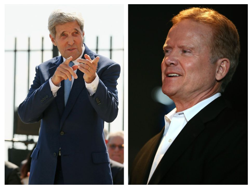 Jim Webb and John Kerry: Ice Cream and Ayatollahs