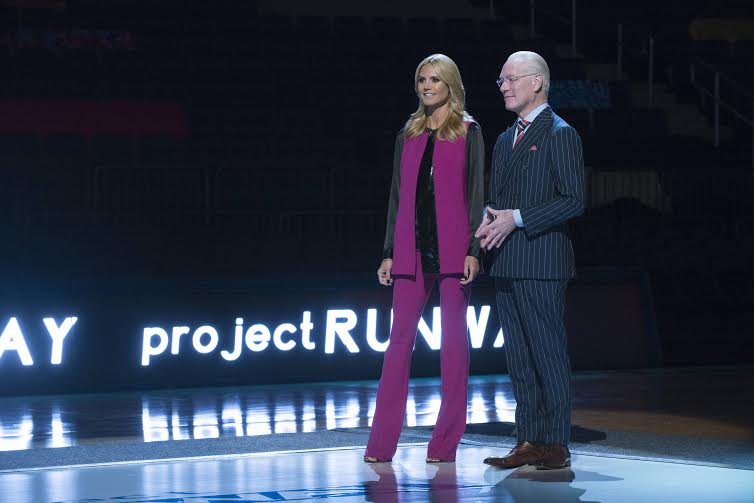 'Project Runway' Executive-Producer on the 'F*cking Nuts' Season 14