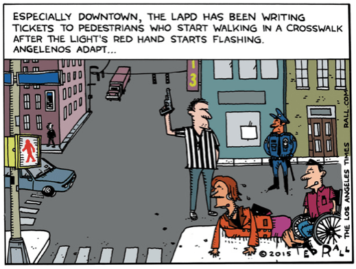 Cartoonist Ted Rall to Sue LA Times for Defamation