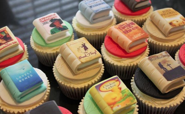 #LiteraryCakes Will Mend Your Craving For Both Sweets and Clever Book References