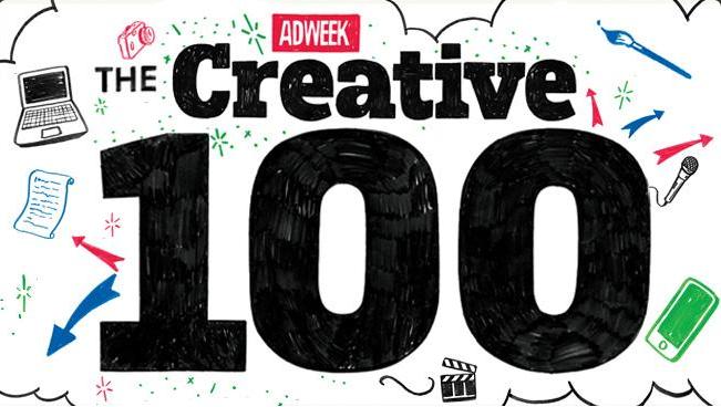 Adweek Honors Celebs, Media and Marketing Greats in Inaugural 'Creative 100' List