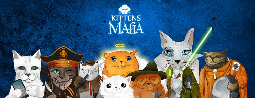 Will 'Kittens Mafia' Strike Kickstarter Gold Like 'Exploding Kittens'?