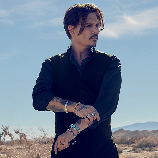 Johnny Depp Can Act, But Can He Sell a Fragrance?