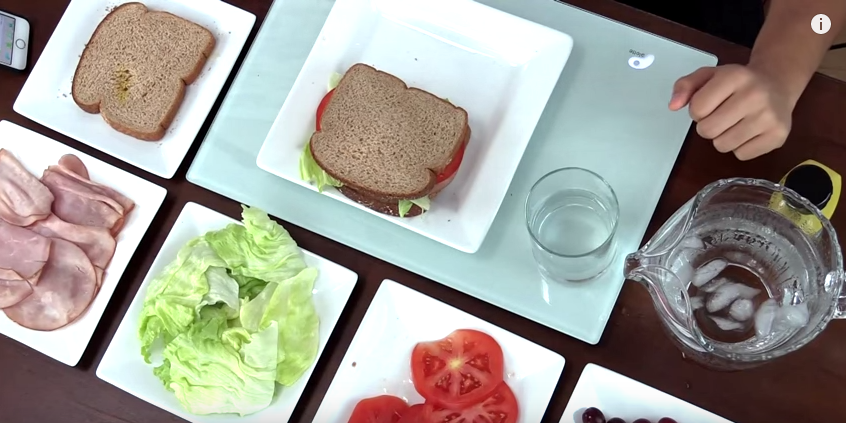 This Harvard-Backed 'Smart Placemat' Records the Exact Nutrition Facts for Your Meals