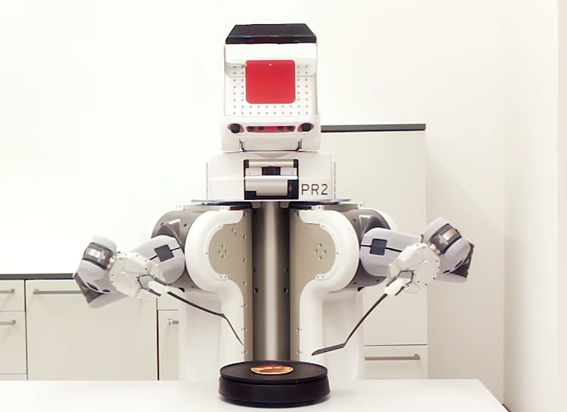 A German Robot Learned to Cook Pizza by Watching YouTube and Reading WikiHow