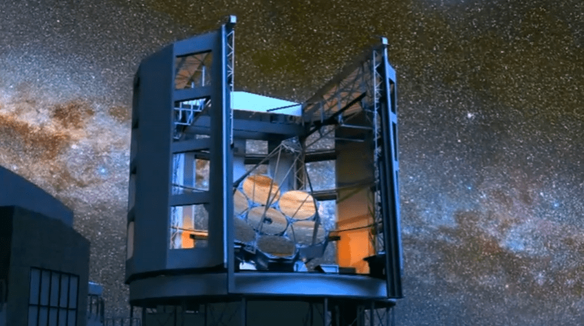The Beginning of the Universe Might Be Visible With This New Telescope