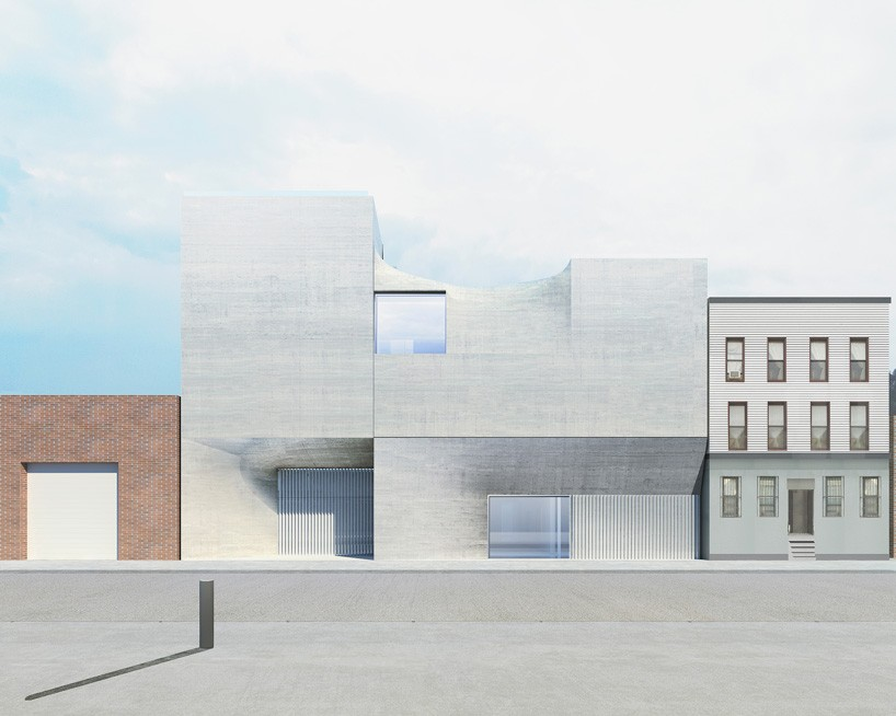 Look at This Cool, Giant Mystery Gallery Coming to Brooklyn