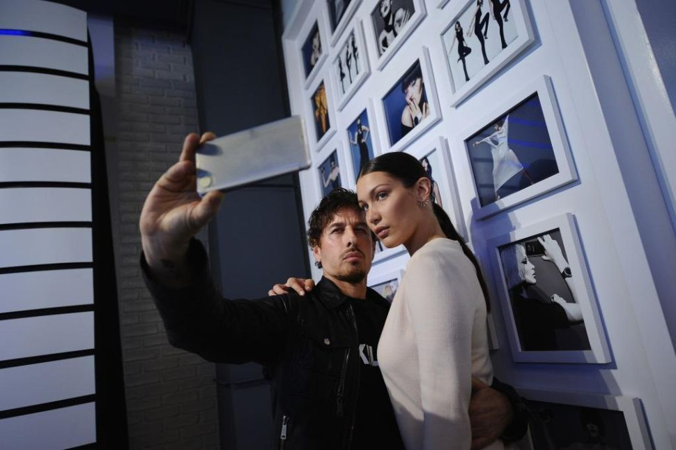 Bella Hadid and Samsung: Tech's Latest Attempt to Befriend the Fashion World