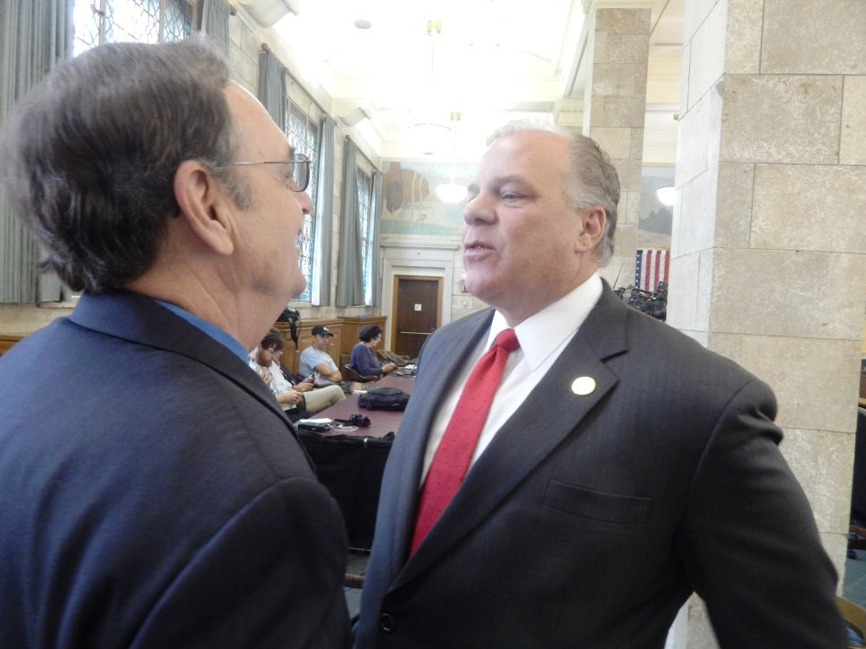 North America Building Trades Union to Urge Sweeney to Run for Guv