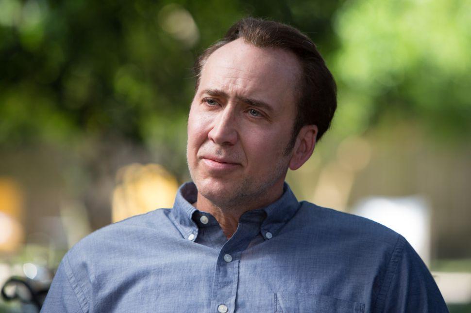 Nicolas Cage's Sleazy Big Easy