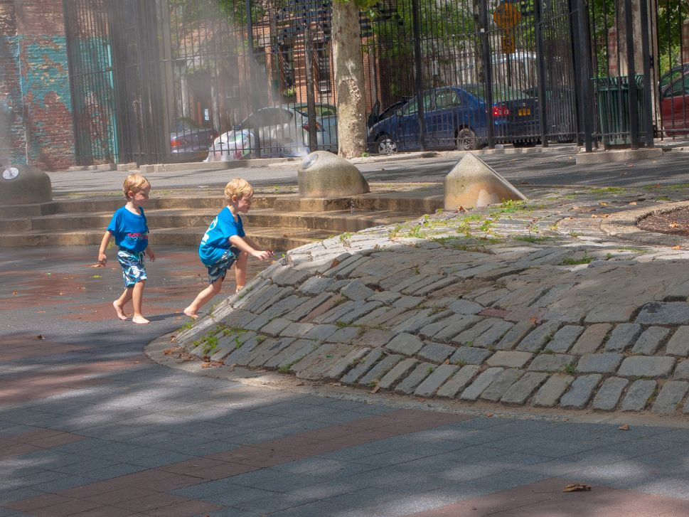 Playground Battles: Can Safety and Adventure Co-Exist Where Children Play?