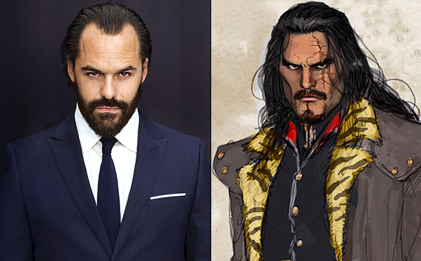 The Actor Set to Play Vandal Savage in DC's 'Legends of Tomorrow' Has the Best Name