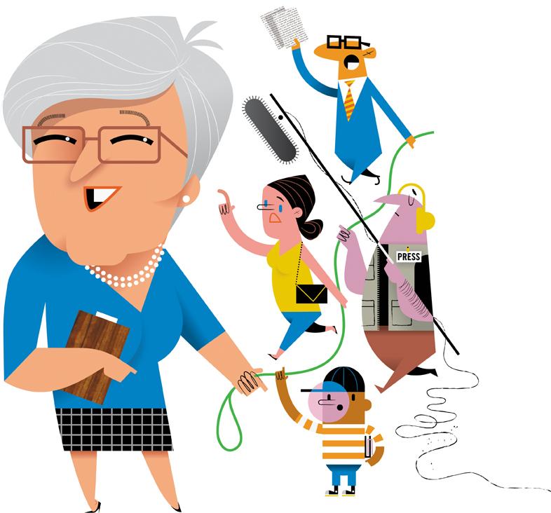 Schools Chancellor Carmen Fariña Reviews Her Report Card