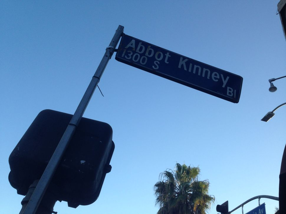 Abbot Kinney: Is the Street with an Immutable Heartbeat Losing its Pulse?