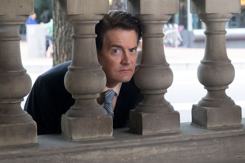 Kyle MacLachlan on Returning to 'Twin Peaks'; Still Pursued by Bear