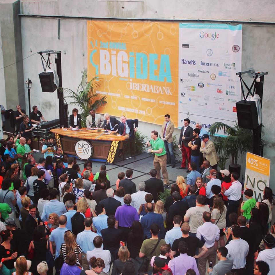 New Orleans Idea Village Supports City's Entrepreneurs