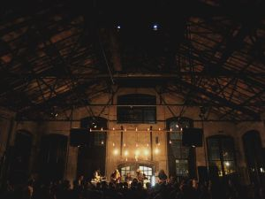 Basilica Soundscape 2014. (Photo: Courtesy of Basilica Soundscape)