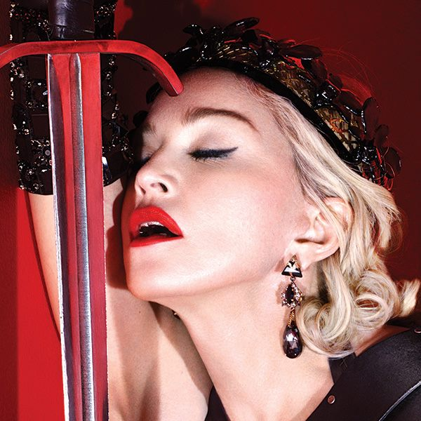 Madonna's New Tour Reveals a Sickening Double Standard in Pop Music