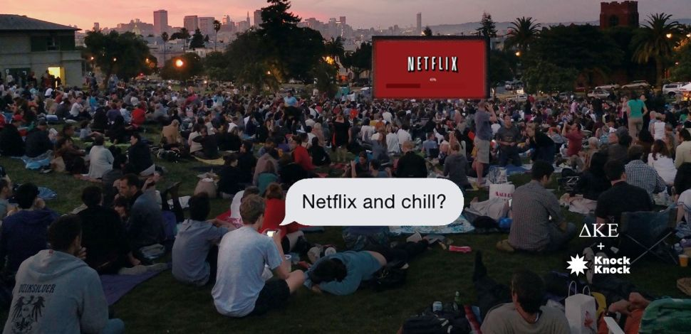 The First 'Netflix and Chill' Festival Is Happening and the Pope Might Attend