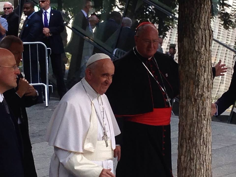 At 9/11 Remembrance, Pope Francis Calls for 'World of Peace'