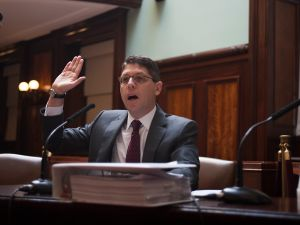 Department of Investigation Commissioner Mark Peters. (Photo: William Alatriste/New York City Council)