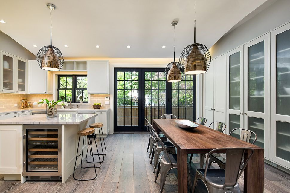 Obsessive Attention to Detail Transforms a Brooklyn Heights Carriage House