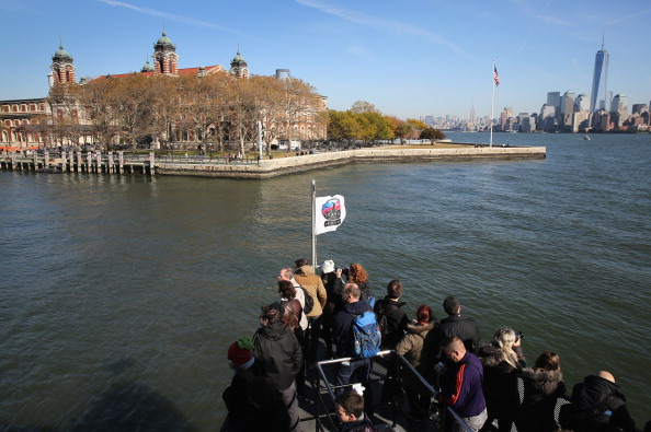 Historic Artifacts Return to Ellis Island for the First Time Since Hurricane Sandy