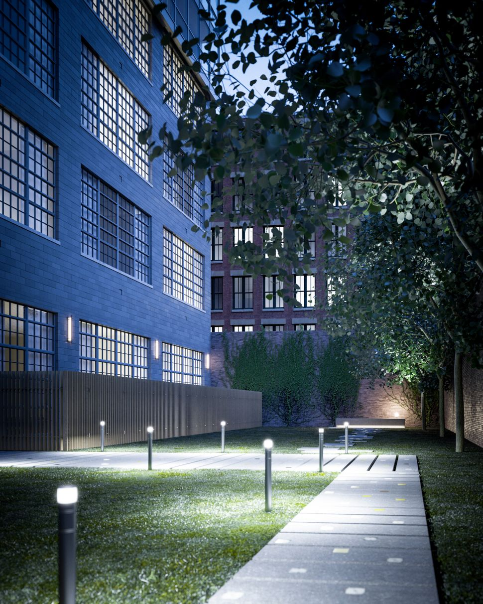 Steel Wool Factory Living at Luxury Prices: Dumbo's 200 Water Launches Sales