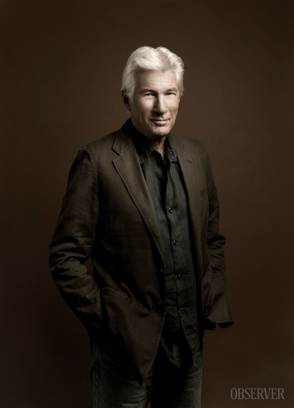 Richard Gere Produces, Stars in Film Asking: What Happens When You Hit Bottom in NY?
