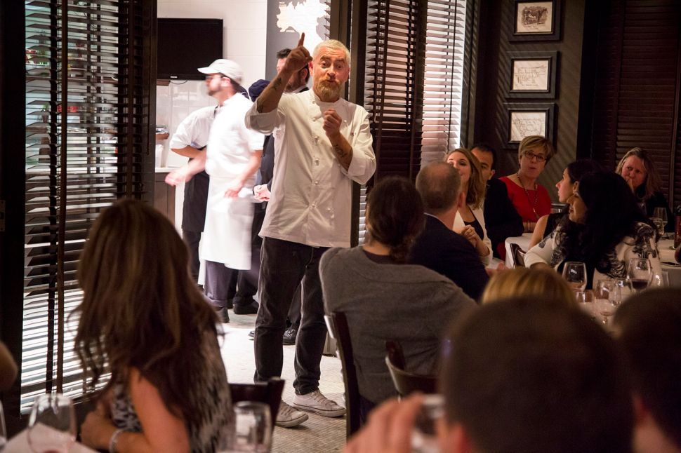 Eataly Imports Celeb Chefs for Its Birthday Party