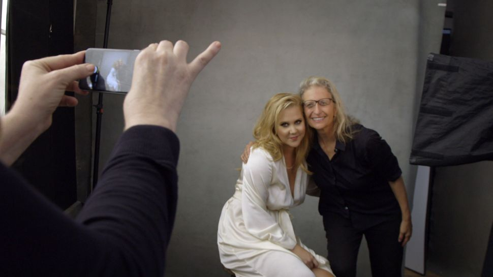 Amy Schumer Is Just One of the Celebrities Starring in Pirelli's 2016 Calendar
