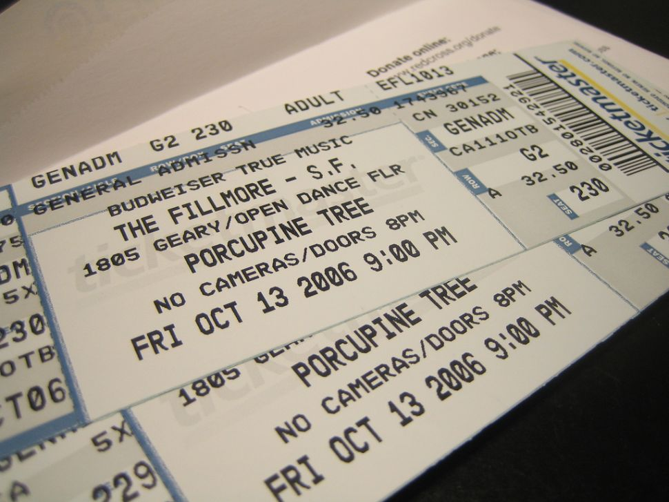 Facebook Wants to Start Selling You Concert Tickets on Your Newsfeed