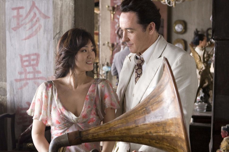 In 'Shanghai,' John Cusack Proves Once Again He's No Leading Man