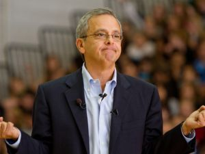 Noted sports columnist Mike Lupica was among the high profile journalists laid off by the Daily News yesterday. (Photo: Flickr Creative Commons)