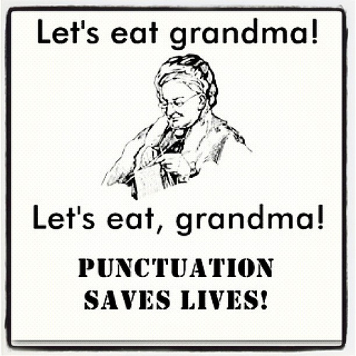 #NationalPunctuationDay Wants to Make Twitter Care About Grammar