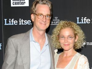 Amy Irving and her husband Kenneth Bowser have lived in the CPW abode for almost a decade. (Paul Bruinooge/Patrick McMullan)
