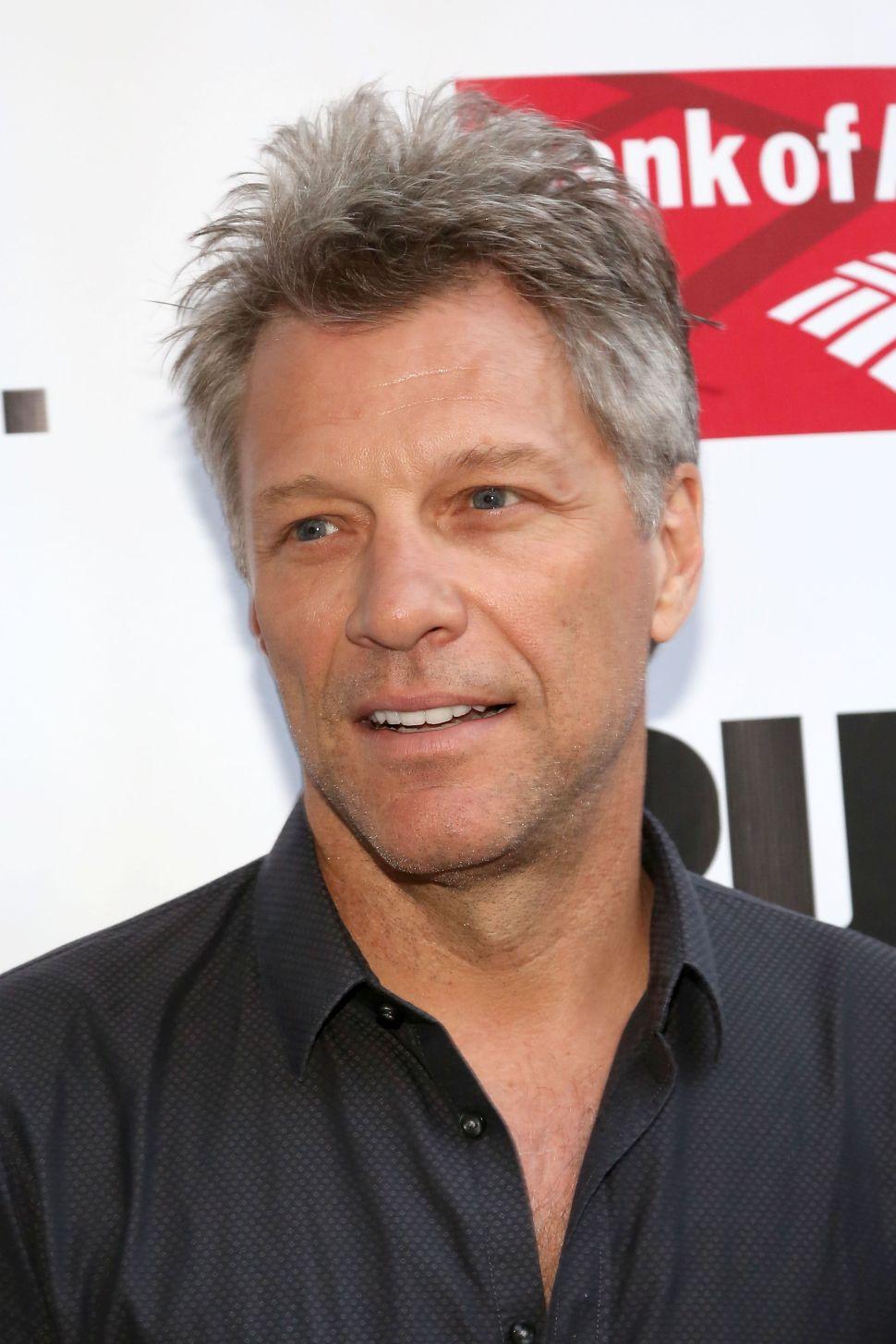 Jon Bon Jovi's West Village Prayers Have Been Answered