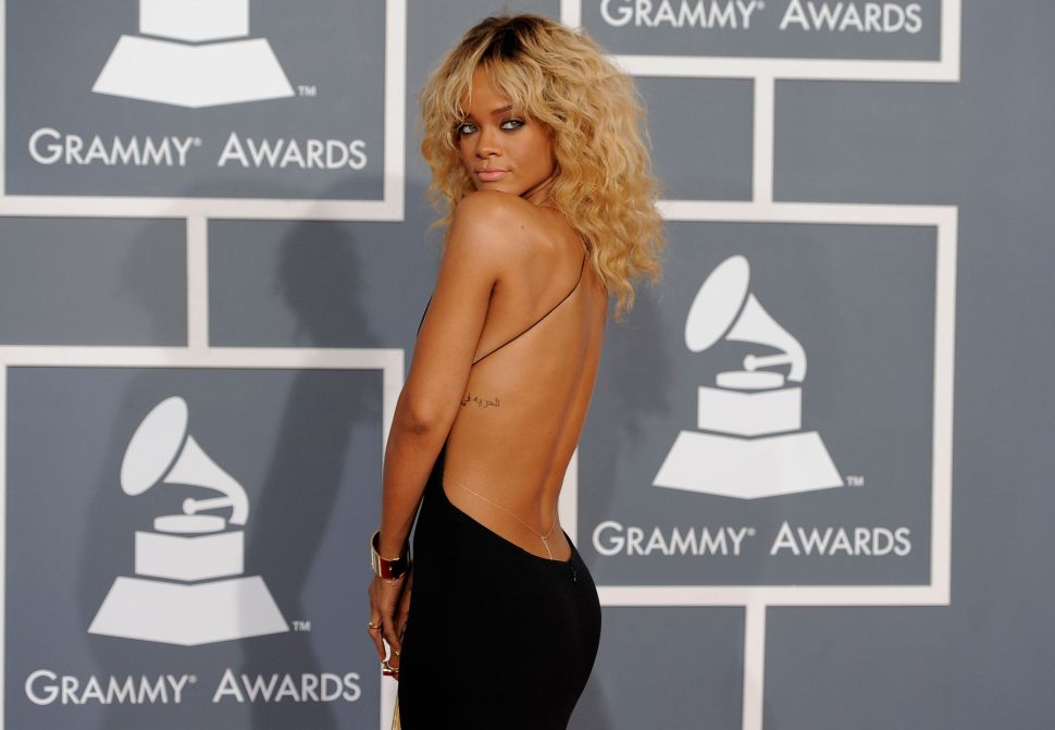 Rihanna to Determine the Length of Employees' Lunch Breaks Based on Their Weight