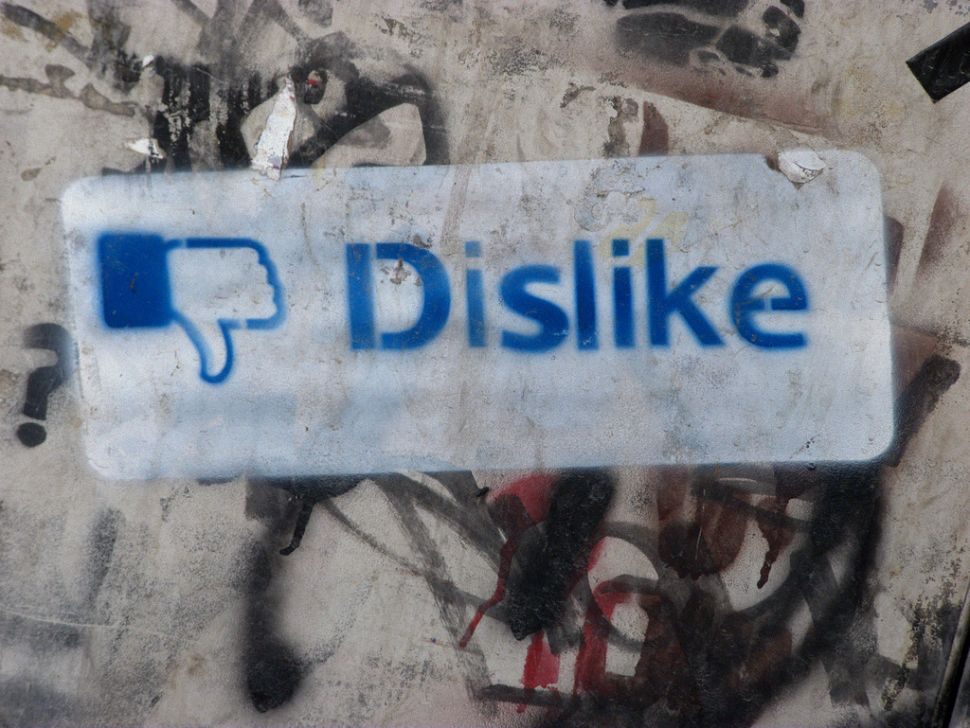 Will Facebook's 'Dislike' Button Change the Art World as We Know It?