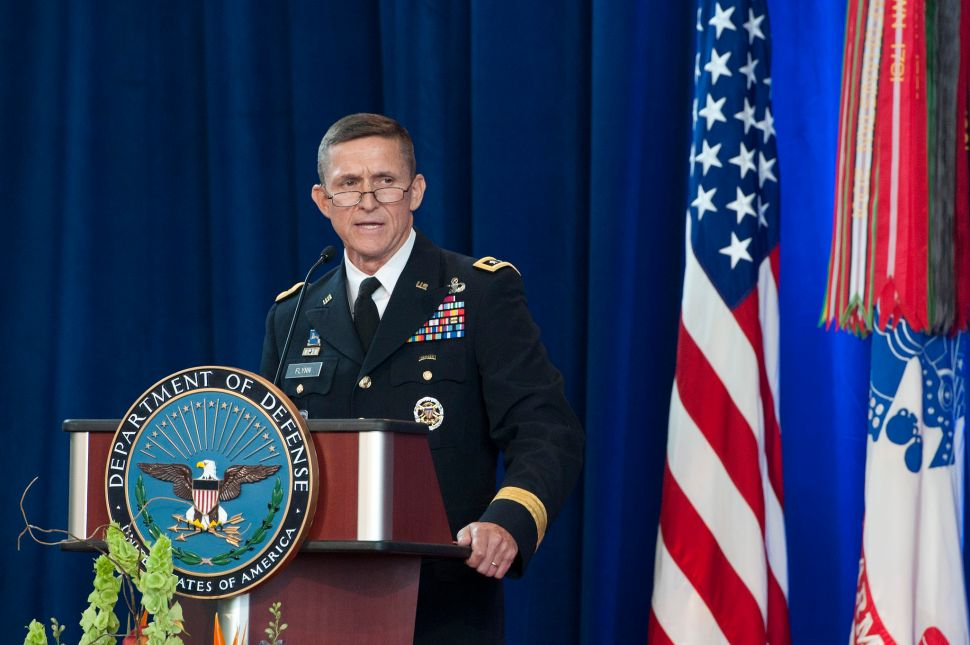 Lieutenant General (Retired) Michael Flynn and the Iranian Nuclear Agreement
