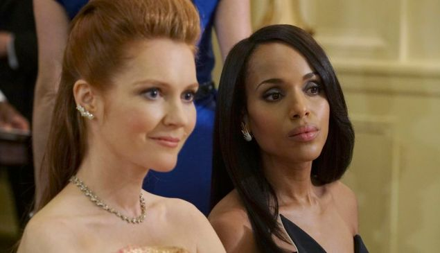 Ladies and their sensitivities. (ABC/Scandal)