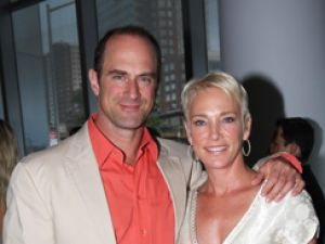 Christopher and Sherman Meloni are sticking with Los Angeles for now. (Patrick McMullan)