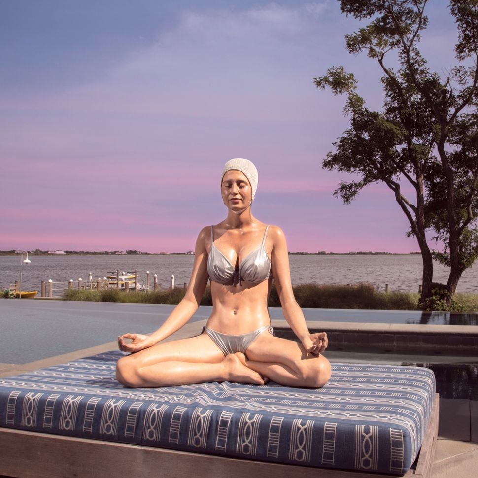 NY Sculptor Carole Feuerman Joins C24 Gallery