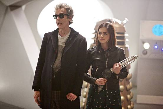 'Doctor Who' 9×2: Revolution in the Old Folks' Home