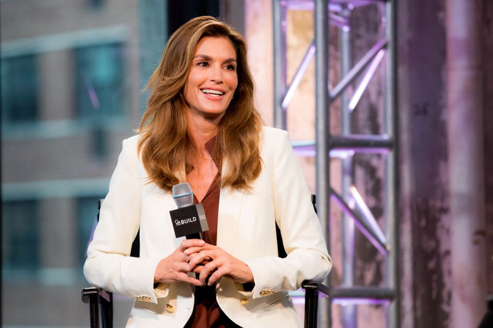 Supermodel Cindy Crawford Credits Midwestern Upbringing as the Key to Her Success
