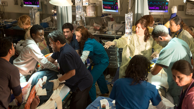 'Code Black' EP on His 'Relentlessly Human' Hospital Drama